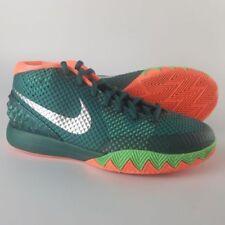 577870061235 Green Boys  Basketball Shoes