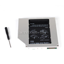 12.7mm PATA IDE to SATA Hard Drive 2nd HDD Caddy Bay for HP DV2000 DV6000 DV9000