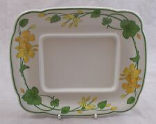 Villeroy & and Boch GERANIUM base for butter / cheese dish