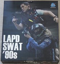 did action figure 1/6 12'' lapd swat kenny boxed toy  dragon cyber hot toys