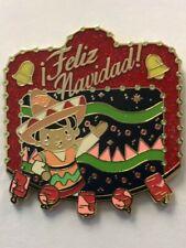 Disney Parks Disneyland 2017 It's a Small World Holiday Mexico Mystery LR Pin