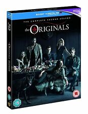 The Originals Complete Series 2 Blu Ray All Episode Second Season Original UK R2
