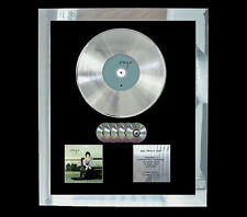 ENYA A DAY WITHOUT RAIN   MULTI (GOLD) CD PLATINUM DISC FREE POSTAGE!!