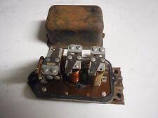 Porsche 356 Early Voltage Regulator BOSCH RS/UA 200 / 6 / 23 50 Amp