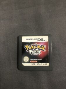 Pokemon Pearl DS