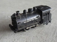 Vintage HO Scale Rivarossi Baltimore and Ohio Steam Locomotive Parts #4