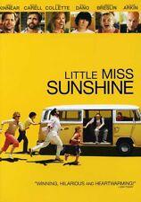 Little Miss Sunshine DVD Widescreen and Full screen, Like New. Steve Carell,