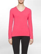Solid Para Rayón Blusas Calvin Y Klein Ebay Mujer Tops zEw6qRE
