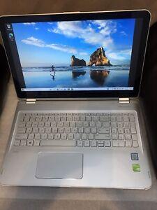 HP Envy X360 M6 Convertible Core i5-6200U 2.30 GHz /8gb ram/1TB/touchscreen