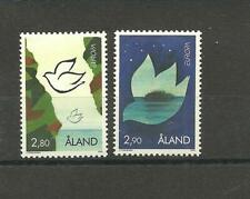 Aland - Europa Cept Peace dove set Ã…land Islands 1995 Mnh