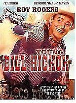 Young Bill Hickok DVD New Sealed Australia Region 4