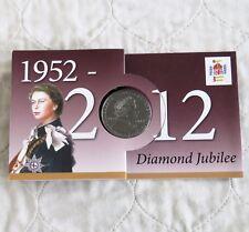 PYE GREEN VALLEY PRIMARY SCHOOL QEII DIAMOND JUBILEE 2012 PROOF CROWNMEDAL