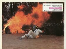 AL PACINO MARTHE KELLER BOBBY DEERFIELD 1977 VINTAGE LOBBY CARD ORIGINAL #1