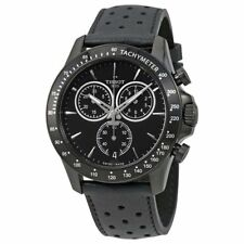 Tissot T-Sport V8 T1064173605100 Chronograph Black PVD 42mm Swiss Mens Watch