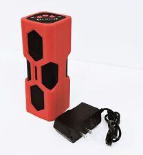 Portable Wireless Bluetooth 4.0 Speaker Waterproof Splashproof NFC Tone Bass RGB