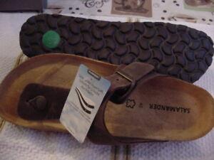 Salamander  Balbao/Ramses    42  L 11 M 9 Oiled Leather Brown