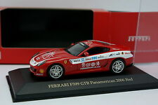 Ixo 1/43 - Ferrari 599 GTB Panamerican 2006 Red