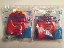 2018 McDonalds Happy Meal Toy lot of 2 Hasbro Gaming BATTLESHIP # 8 - Sealed NIP