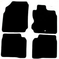 To Fit Nissan Note Tailored Car Mats (06 onwards) - Black