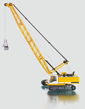 NEW 1891 SUPER SIKU Liebherr Cable Excavator 1:87 Die-cast Replica Vehicle