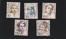 German Stamp 1988 Famous Women (A)