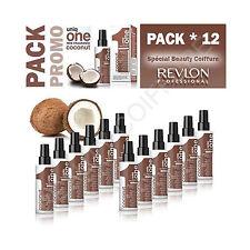 # 12 pz Revlon Uniq One 150 ML 10 Trattamenti in un unico prodotto al cocco