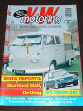 VW MOTORING - GTi TRACK DAY - June 1993