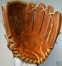 "Vintage Leapro BG120 11"" Right Handed Top Grain Leather Cowhide Baseball Glove"