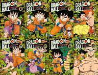 -15% DRAGON BALL FULL COLOR EDITION 1-8 + OMAGGIO - EDIZIONI STAR COMICS