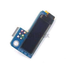 I2C 0.91inch OLED Display Screen 128x32 SSD1306 Blue for RPI Raspberry Pi