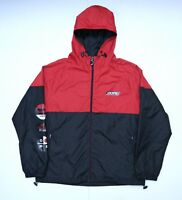DOPE Drift Windbreaker Hoody Jacket DO218-J350 Msrp $106 F