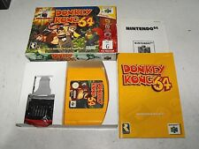 """Donkey Kong Collectors Edition With Expansion Pack Boxed """"Cleaned & Tested"""""""
