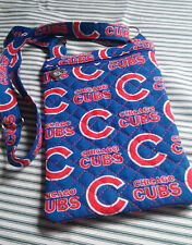 Chicago Cubs  Purse - Made-to-Order - Cross body - Hipster - Quilted