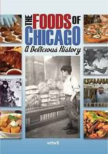 Foods Of Chicago: A Delicious History DVD WTTW (DVD Only No Original Case)