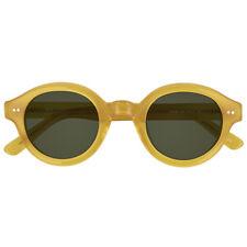 Sunglasses round Epos Erebo ML honey g15 lens 47 27 145  new with box