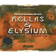 Terraforming Mars: Hellas & Elysium Expansion