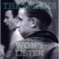 "THE SMITHS ""THE WORLD WON'T LISTEN"" CD ----18 TRACKS---- NEU"