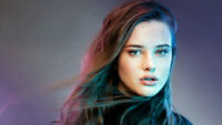 Celebrity  Katherine Langford Wallpaper Poster 24 x 14 inches