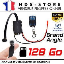 M007PCW MODULE CAMERA GRAND ANGLE 100° FULL HD 1080P + MICRO SD 128 GO DÉTECTION