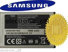 ORIGINAL BATTERY AB463651BU E7 SAMSUNG C3510 S3370 S3650 Monte S5620 S5560