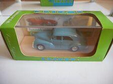 Eligor Peugeot 203 Berline 1954 in Blue on 1:43 in Box