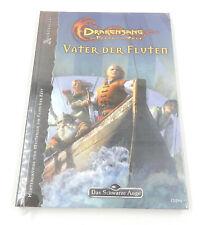 DSA / Das Schwarze Auge DRAKENSANG VATER DER FLUTEN RPG Hardcover / HC Buch