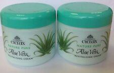 2 X Cyclax Nature Pure ALOE VERA Revitalising Cream 300ml Multi Buy