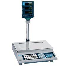 30 lb x 0.01 lb Price Computing Scale Ntep- Ap1 - Deli, Coffee,Candy,Bakery Cas