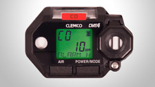 CLEMCO CMS 4 CO MONITOR & ALARM FOR ABRASIVE BLASTING