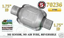"70236 Eastern Universal Catalytic Converter Standard 1.75"" 1 3/4"" Pipe 6"" Body"