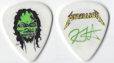 Metallica 2008 Tour Kirk Hammett Voodoo Guitar Pick