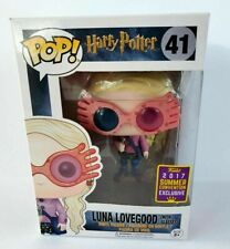 Luna Lovegood with Glasses Funko Pop 41 Harry Potter Summer Convention 2017 RARE