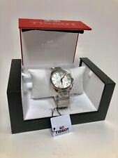 Tissot PR 100 Chronograph Watch on Mesh Bracelet