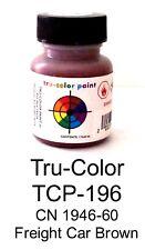 Tru-Color TCP-196 CN Canadian National Freight Car Brown 1 oz Paint Bottle